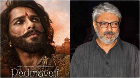 Padmavati actor Shahid Kapoor in a Twitter chat with fans: Working with Sanjay Leela Bhansali has been a privilege