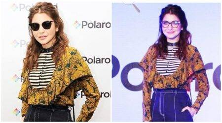 Anushka Sharma's latest outfit is all things quirky and glam