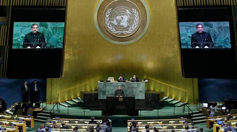 pakistan, nsa, ajit doval, United Nations General Assembly, UNGA, UN, united nations
