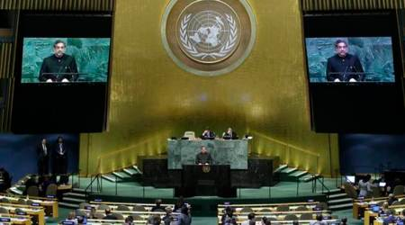 NSA Doval's 'double squeeze' strategy will never succeed: Pakistan atUNGA