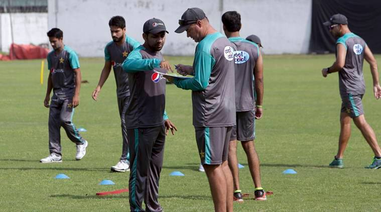 Pakistan vs World XI, Sarfraz Ahmed, Faf du Plessis, Babar Azam, sports news, cricket, Indian Express