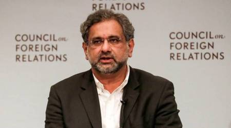 Indus Water Treaty can be resolved within its agreement: Pakistan PMShahid Khaqan Abbasi