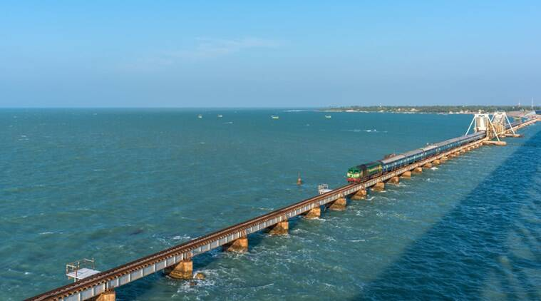 Rameshwaram, Pamban island, Madurai, Chennai, Sri Lanka, travel, bay of Bengal, travel blog, travel destination, Indian tourism, weekend destination, long weekends, Indian express, Indian express news,