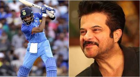 Hardik Pandya gets a 'jhakaas' message from Anil Kapoor, and it's going viral on social media