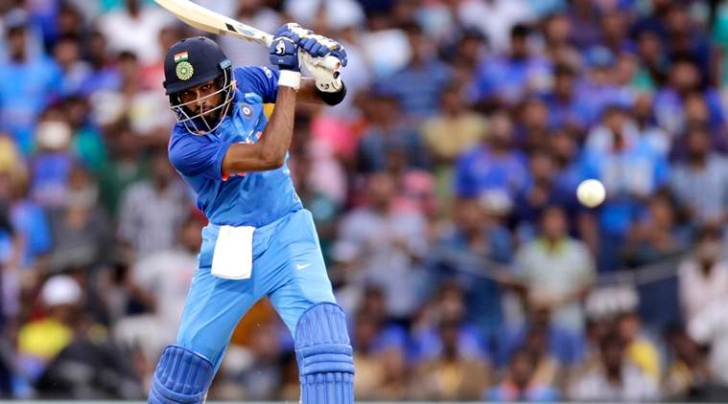 Hardik Pandya, Hardik Pandya batting, Hardik Pandya fifty, Hardik Pandya sixes, India vs Australia, Australia tour of India 2017, sports news, cricket, Indian Express