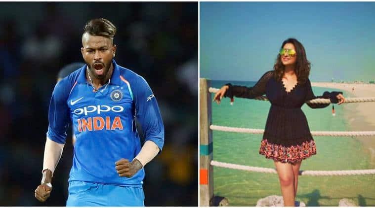 hardik pandya, parineeti chopra, bollywood cricketers love, india tour of sri lanka, cricket news, bollywood, sports news, indian express