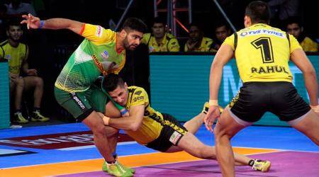 Pro Kabaddi 2017: Pardeep Narwal carries Patna Pirates to 46-30 win over Telugu Titans