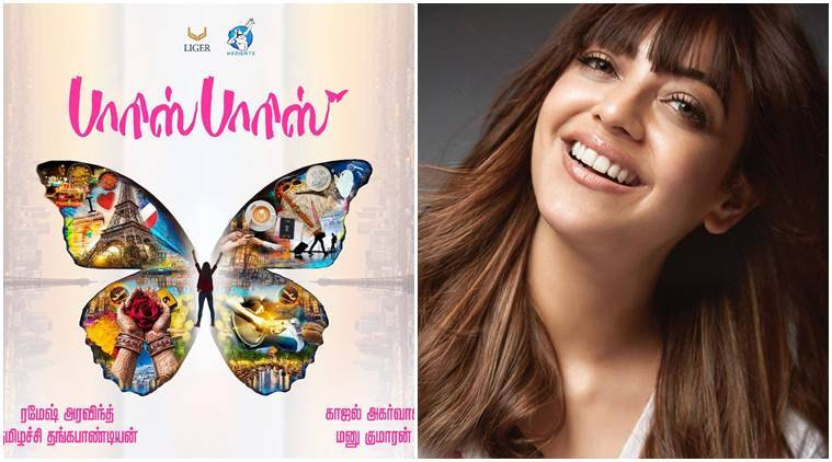 Kajal Aggarwal To Star In 'Queen' Tamil Remake 'Paris Paris'