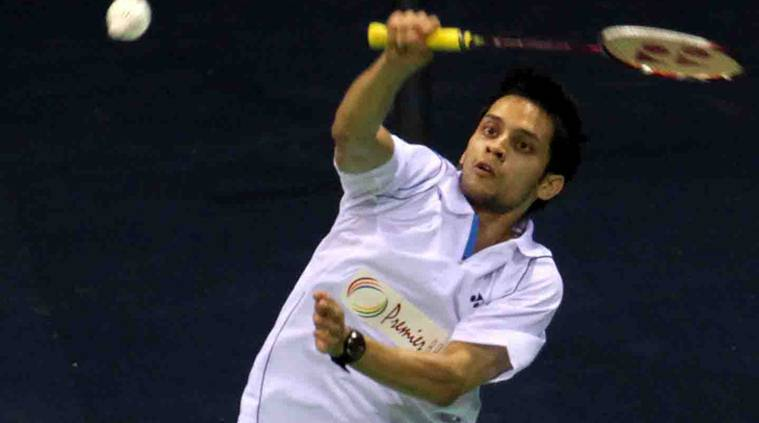 Parupalli Kashyap, Korea Super Series, Lin Yu Hsien, sports news, badminton, Indian Express