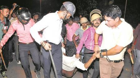 Image Building Exercise: Surat police to go soft on Patidarprotesters