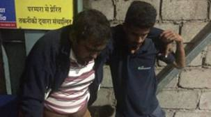 Patient stranded at Andheri station for three hours after discharge fromhospital