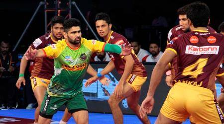 Patna Pirates beat UP Yoddha 46-41 at their home: Match highlights