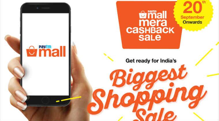 Get Rs. 20000 Discount one on Laptops Via Paytm Mall's 'Mera…