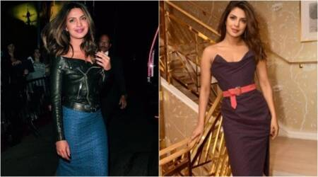 Priyanka Chopra, edgy or chic: Which look do you like better?