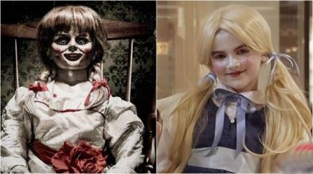 Video: After Annabelle, this CREEPY DOLL is scaringstrangers