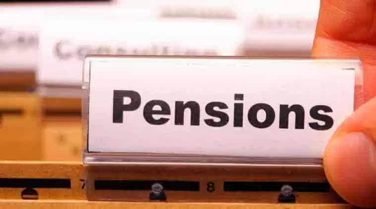 Pension under old norms for paramilitary men who joined in