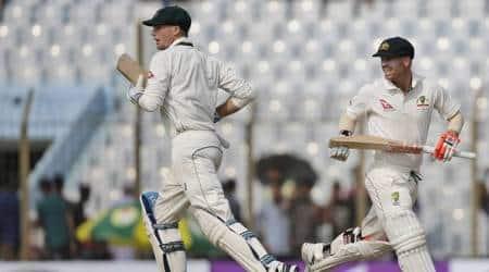 Bangladesh vs Australia live cricket score, Ban vs Aus live cricket score, Live cricket score, Cricket online streaming, Live cricket streaming, Bangladesh Australia 2nd Test live, Bangladesh Australia 2nd test score, cricket news, sports news, indian express