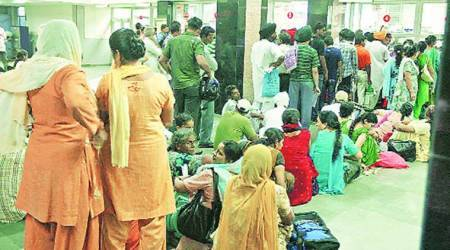 PGI Emergency OPD: Doctors tell director to put a cap on number of patients or extend emergencyarea