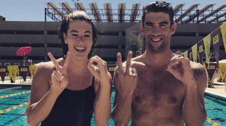 I've got no desire to come back to competitive swimming, says Michael Phelps