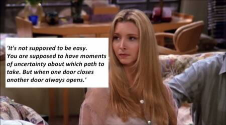 VIDEO: Phoebe Buffay telling you not to lose faith is the most inspiring thing you will watch today