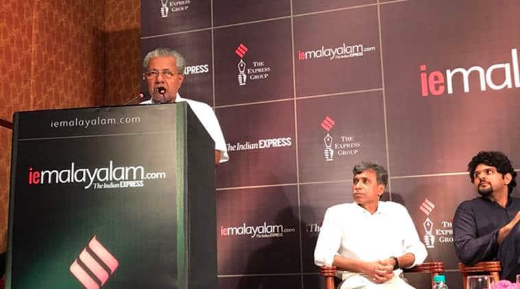 Pinarayi Vijayan, Kerala CM Pinarayi Vijayan, GST, demonetisation, Arun Jaitley, Indian economy, communalism, kerala politics, iemalayalam, indian express