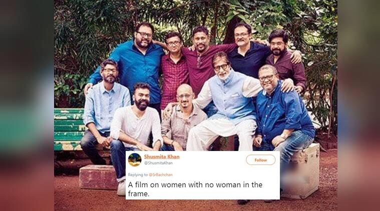 amitabh bachchan, amitabh bachchan trolled, film pink, twitter reactions, indian express, indian express news