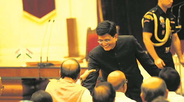 Goyal, Pradhan, Naqvi promoted as cabinet ministers
