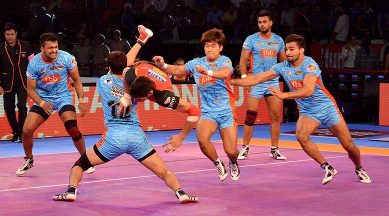 Bengal Warriors, Bengaluru Bulls, Pro Kabaddi league, PKL 5, sports news, kabaddi, Indian Express