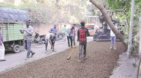 Using plastic to make roads: PMC to explore trialproject