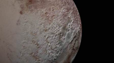 NASA, Pluto, NASA New Horizons Mission, methane ice, Pluto knife blades of ice, NASA Ames Research Centre, Pluto complex climate, Pluto geography, methane sublimation, Pluto geological activity