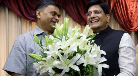 Will continue Goyal's good work, says power minister RK Singh