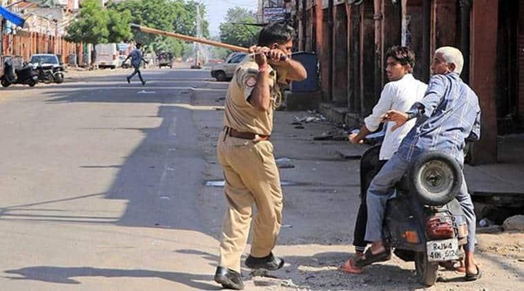 Jaipur Violence, Ramganj Violence, Ramganj, Jaipur Curfew, Ramganj Curfew, Rajasthan Violence, India News, Indian Express,