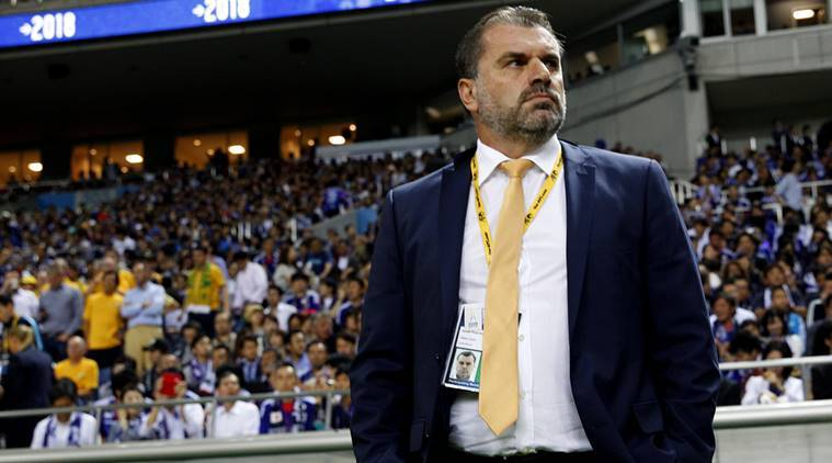 Ange Postecoglou, Australia, World Cup 2018, sports news, football, Indian Express