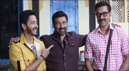 Poster Boys box office collection Day 1: Sunny Deol's film earns Rs 1.75 crore