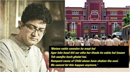 Ryan International School murder: Prasoon Joshi pens heart-wrenching poem on child abuse