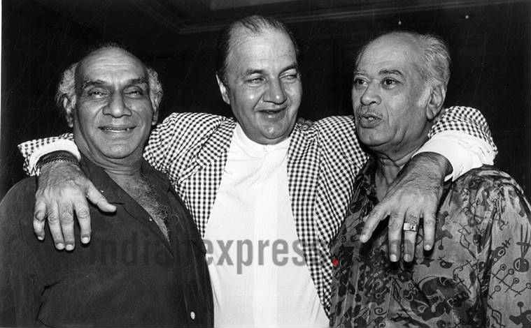 prem chopra, yash chopra, yash johar, prem chopra film directors, bollywood throwback