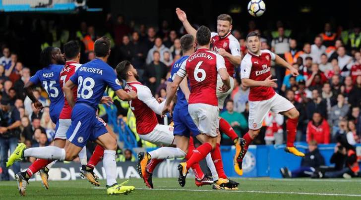 Chelsea vs Arsenal, Premier League, Chelsea, Arsenal, Arsene Wenger, sports news, football, Indian Express