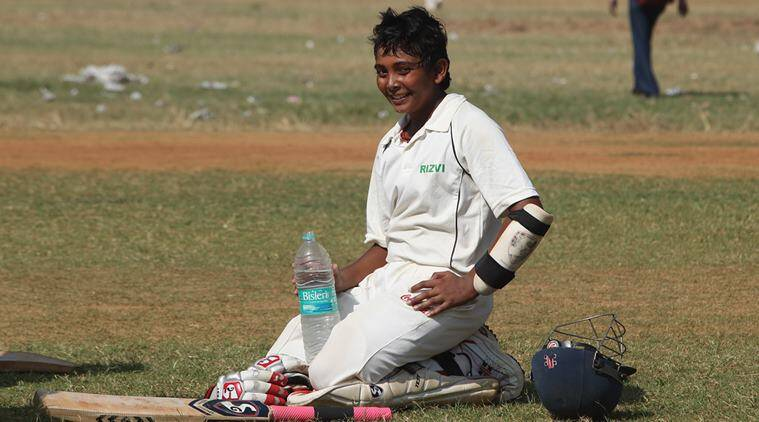 Prithvi Shaw, Prithvi Shaw hundred, Duleep Trophy final, India Red vs India Blue, sports news, cricket, Indian Express