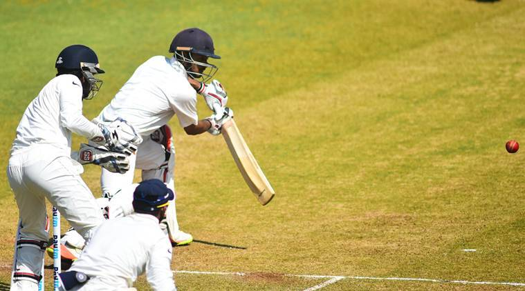 Ranji Trophy 2017, Bengal vs Gujarat, Ranji Trophy quarterfinals, Parthiv Patel, Cricket news, Indian Express