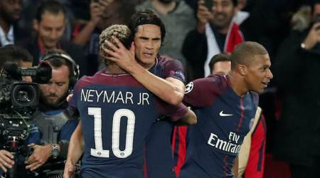 Neymar, Edinson Cavani, Kylian Mbappe nominated for French league's Player of the Yearaward