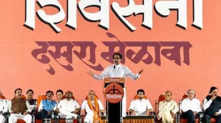 Shiv Sena, Uddhav Thackrey, NDA, BJHP Shiv Sena alliance, ND government, Maharashtra politics, Sena politics, Raj Thackrey, Narendra Modi, GST, India News, Indian Express