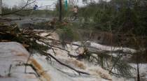 Hurricane Maria brings destruction, heavy floods to Puerto Rico