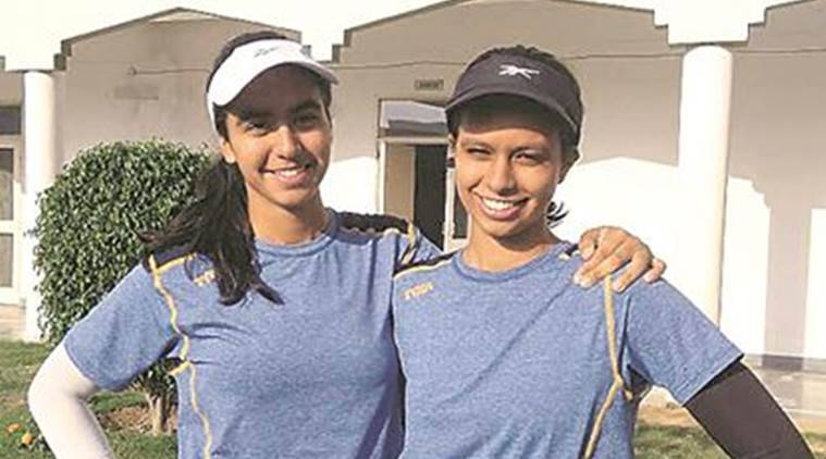 Youth World Championship, Dhayal sisters, Divya, Khushbu, Argentina Youth World Championship, Pune News, Latest Pune News, Indian Express, Indian Express News