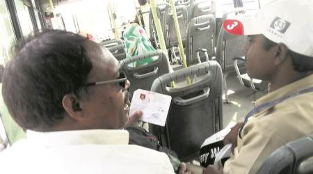 Pune: Visually-impaired civic worker fined Rs 300 for travelling without ticket on PMPML bus
