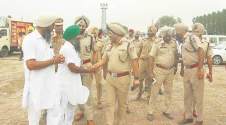 Govt foils farmers' plan to lay siege to CM Amarinder's Patiala palace