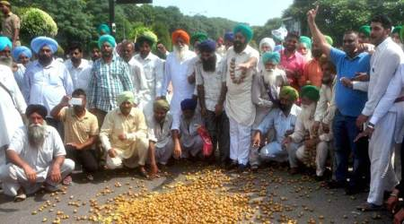 Farmers protest begins today, but outside Patiala
