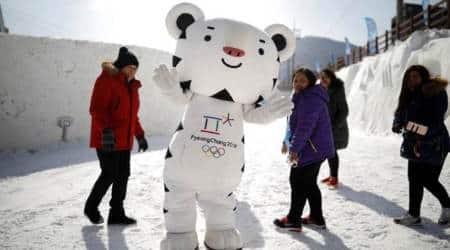 South korea, Pyeongchang Winter Olympics, IOC, Thomas Bach