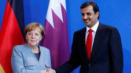 Ready to end dispute with its Gulf Arab neighbours: Qatar emir