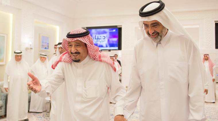 Image result for Saudi Arabia suspends dialogue after Qatar outreach, accuses Doha of 'distorting facts' , S