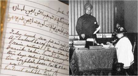 queen victoria, victoria and abdul, queen victoria abdul relationship, queen victoria urdu notebooks, osborne house queen victoria, history news, books news, indian express